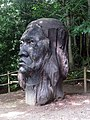 'Dances With The Wind In His Hair' Groombridge Place - geograph.org.uk - 1435109.jpg