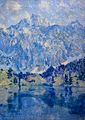 'In the High Sierra' by Guy Rose.jpg
