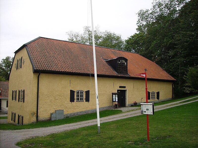 Åkers styckebruk museum.JPG