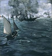 Édouard Manet-Kearsarge-Alabama2