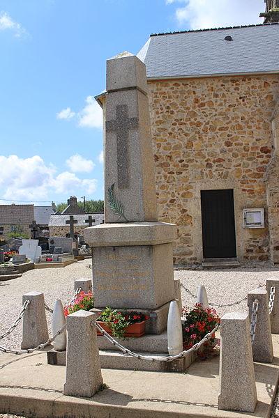Rauville-la-Bigot, Manche