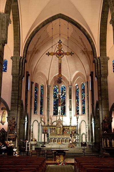 Église Saint Nicolas, La Roche-en-Ardenne