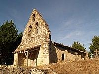 Église saint pierre de cabannes à Montastruc.JPG