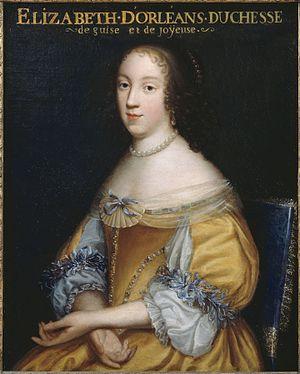 Élisabeth Marguerite d'Orléans - Image: Élisabeth (Isabelle) d'Orléans, Duchess of Guise by Beaubrun