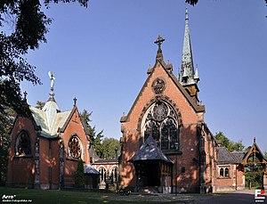 Świerklaniec - Gothic chapel in Świerklaniec