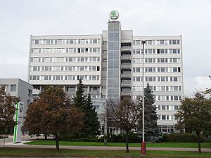 Škoda head office 05.JPG