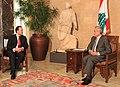 Περιοδεία ΥΠΕΞ, κ. Δ. Δρούτσα, στη Μέση Ανατολή Λίβανος - Foreign Minister, Mr. D. Droutsas Tours Middle East Lebanon (5101874659).jpg