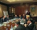 Συνάντηση ΑΝΥΠΕΞ κ. Δ. Δρούτσα με Έλληνες επιχειρηματίες στο Βελιγράδι (4843880723).jpg