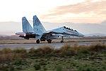 Будни авиагруппы ВКС РФ на аэродроме «Хмеймим» (Сирийская Арабская Республика) (61).JPG