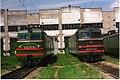 ВЛ10У-494, Russia, Moscow, Bekasovo-Sorting depot (Trainpix 192542).jpg