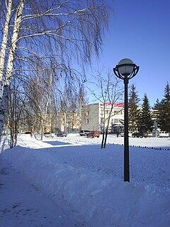 Dzhalil (urban-type settlement) Urban-type settlement in Tatarstan, Russia