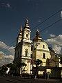 Домініканський монастир - Костьол 1.JPG