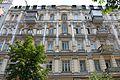 Київ, Будинок прибутковий в якому проживали Д. С. Бердьє, М. П. Домбровський, Пушкінська вул. 31-а.jpg