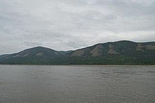 Ust-Vilyuy Range Mountain range in Russia