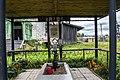 Место захоронения Пламенных младенцев в часовне в ограде Спасской церкви в Климковке.jpg