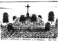 Могила Т. Г. Шевченка в Канівськім п(овіті) на Київщині. 1861-1936.jpg