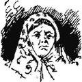 """Н. П. Чехов, карикатура """"Свадебный сезон"""" (мама невесты), 1881г.jpg"""