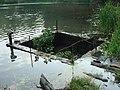 Плотина пруда «У ласточкиных гор», 2010 год - panoramio.jpg