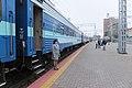 Поезд «Океан» на вокзале Владивостока, -3 Jun. 2012 a.jpg