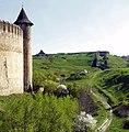 Пiвденно-захiдна башта замку, Хотин.jpg