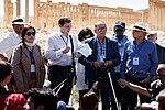 Работа зарубежных СМИ в городе Пальмире во время концерта «С молитвой о Пальмире» (9).jpg