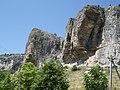 Скалы Сувлу-Кая. Бахчисарай. Крым. Июнь 2009 - panoramio.jpg
