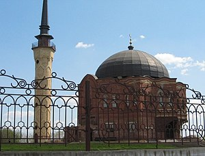 Magnitogorsk - Great Mosque of Magnitogorsk