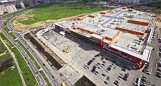 """Mytishchi - Shopping mall """"June"""""""