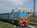 ТЭМ18ДМ-3123, Казахстан, Карагандинская область, станция Распорядительная (Trainpix 165698).jpg