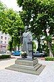 Тернопіль, вул. Сагайдачного, біля УГКЦ, Пам'ятник патріарху Йосифу Сліпому.jpg
