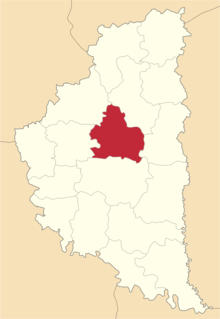 Ternopil Raion Subdivision of Ternopil Oblast, Ukraine