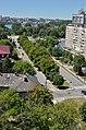 Тернопіль - Вулиця Крушельницької - Вигляд з будинку №18 - 16072442.jpg