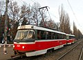 Трамвай Tatra-T3 под №2661, следующий по маршруту 7.jpg