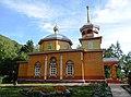 Церковь Николая Чудотворца, нач. ХХ в. улица Куликова, 90, Листвянка, Иркутский район, Иркутская область.jpg
