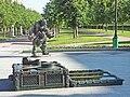 Чехарда от Церетели (Цветной бульвар) - panoramio.jpg