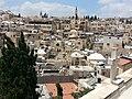 גגות הרובע הנוצרי בעיר העתיקה בירושלים.jpg
