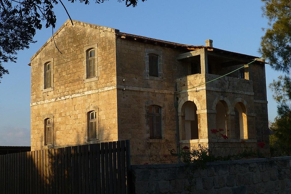 הגליל התחתון - בית לחם הגלילית - המתחם הטמפלרי (27)