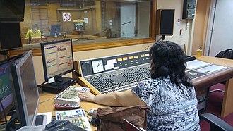 Kol Yisrael - Live show in Kol Israel Studios