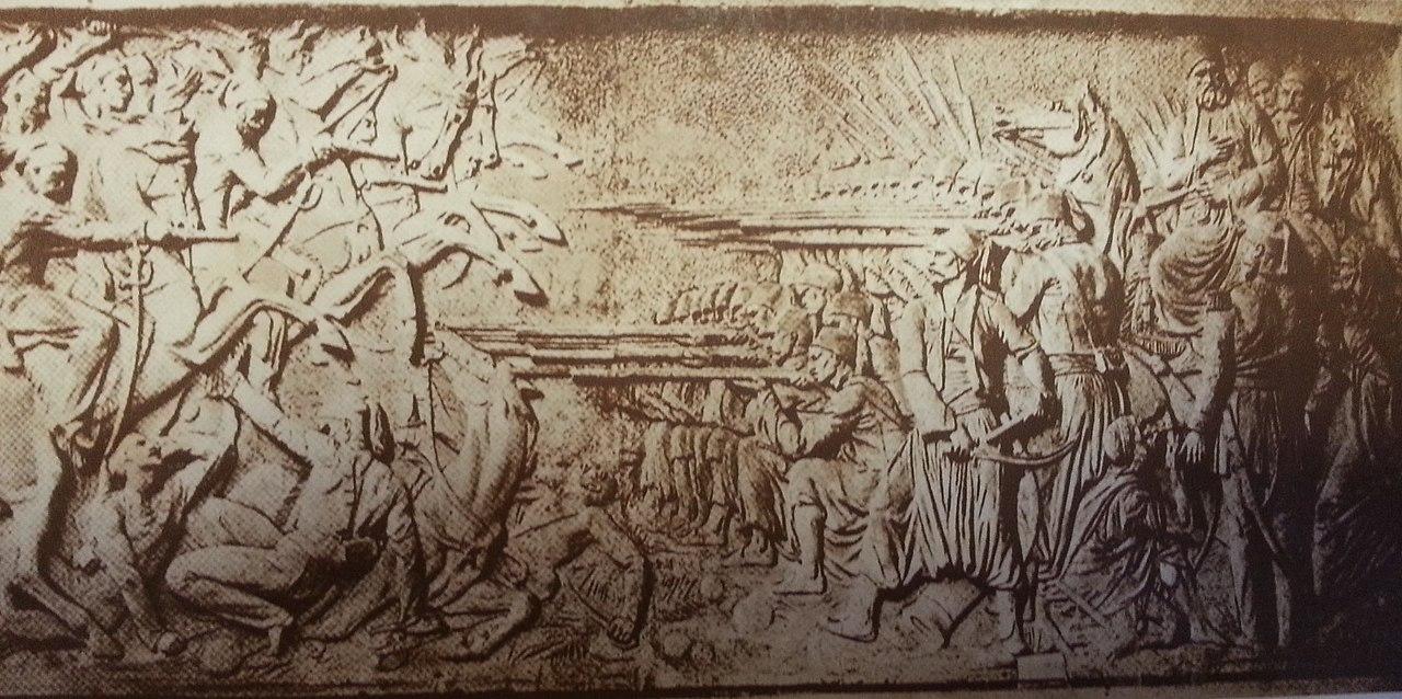 ملف إبراهيم باشا يقود جيشه في معركة قونية Jpg ويكيبيديا