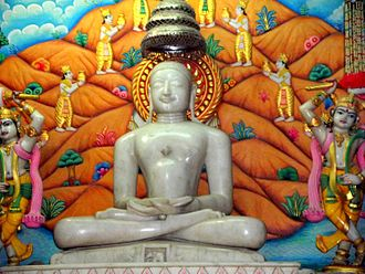 Ajitanatha - Lord Ajitanatha (Mathura Chaurasi)