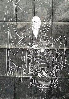 Woncheuk Korean Buddhist monk
