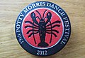 -2019-06-04 Event badge issued at the 2012 Potty Morris dancing festival, Sheringham.JPG