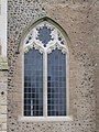 -2020-12-09 Window on the west facing elevation of the bell tower, Saint Nicholas, Salthouse.JPG