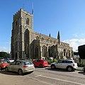 -2021-04-13 Saint Peter and Saint Paul's Church, High Street, Clare, Suffolk.jpg