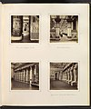 -View Across the Egyptian Court; View through Egyptian Columns into Classical Sculpture Gallery; Side View of Egyptian Colonnade; Facade of the Hall of Columns- MET DP322155.jpg