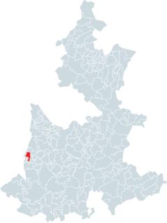 Acteopan Municipality in Puebla, Mexico