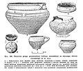 01970 Keramikgefäße der Przeworsk Gruppe aus der frührömischen Zeit in Schlesien im 2. Jahrhundert.jpg