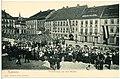 04585-Kamenz-1903-Forstfestzug auf dem Markt-Brück & Sohn Kunstverlag.jpg
