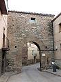 084 Portal de Berga, o de Cal Petet (Santpedor), cara nord.JPG