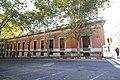 1-fachada sobre la acera de la calle Cuareim,esquina 18 de Julio del Min.de Relaciones exteriores..JPG